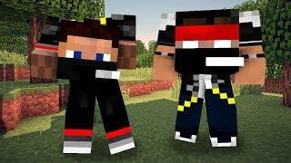 Minecraft [Прохождение Карты] - Безумный Мистик и строгий Лаггер