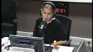 Дарья Мельникова на радио
