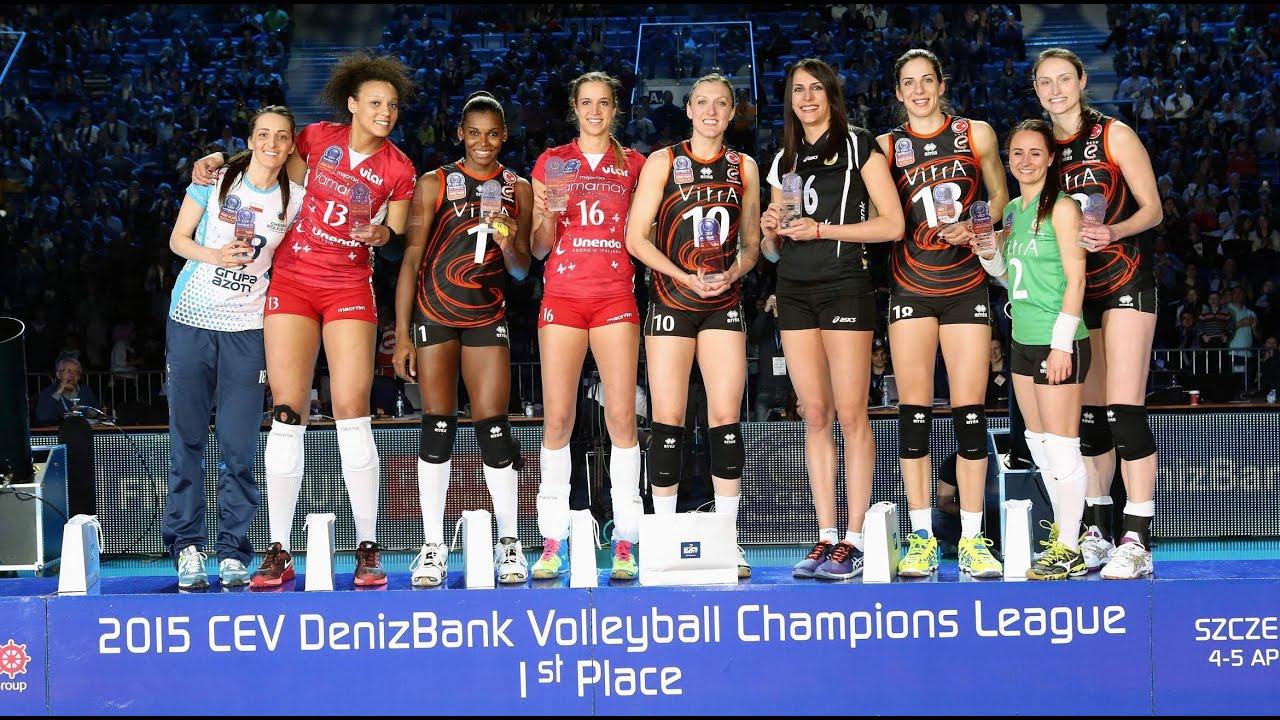 Volleyball Champions League Damen