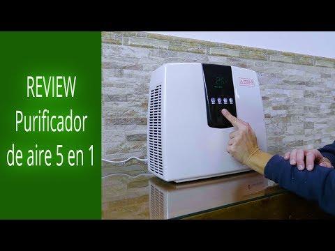 C mo funciona un humidificador con ozono doovi for Descalcificador de agua casero