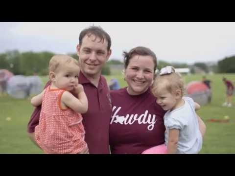 Texas A&M Knights Build Community with Field Fest