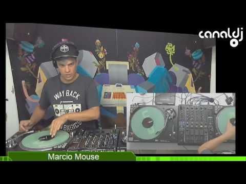 DJ Marcio Mouse - Drum'n'Bass - Programa DB-ON - 08.02.2017