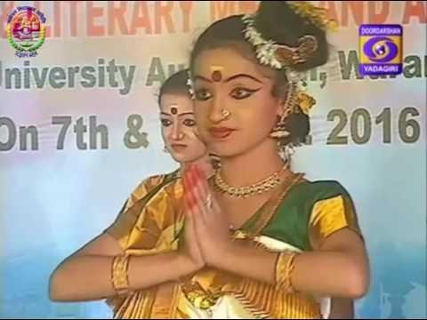 Regional Cultural Meet-Hyderabad, Warangal 2016