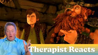 Therapist Reacts to How to Train Your Dragon