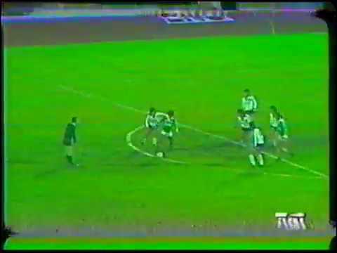 Colo-colo 5  A.Italiano 1  Final copa polla gol 1981