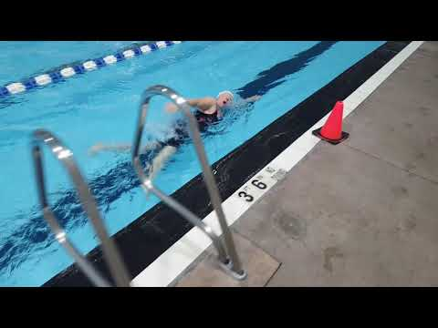 Brittany's Cool Down 4/20/18 - 1050 Meters