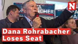 Dana Rohrabacher: 'Putin's Favorite Congressman' Just Lost His Seat