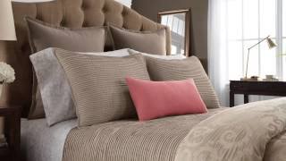 Wamsutta Ashby Bedding Collection at Bed Bath & Beyond