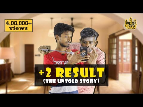 12th Result Scenario (The Untold Story) | +2 Board Exam Results | Chennai Memes