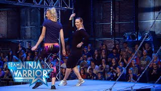 Team Ninja Warrior Germany | 2. STAFFELDUELL -