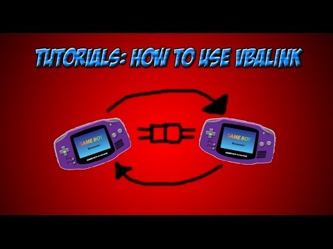 Tutorial: How To Use VBALink 1.8