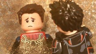 Lego Avengers Infinity War Spider-Man I don't feel so good Lego Stop Motion