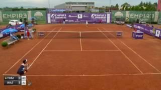Tomova Viktoriya v Watson Heather - 2017 ITF Trnava