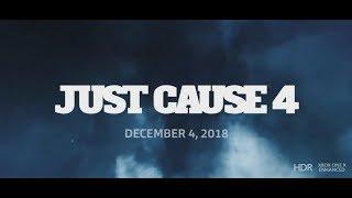 JUST CAUSE 4 -TRAILER E3 2018-