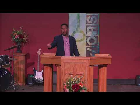 The Cure for Robbery in the Black Community - Pastor Omar Thibeaux