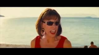 Does your mother know but every time Christine Baranski says you/your it gets faster