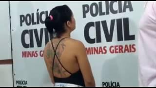 PCMG apresenta suspeita de ter assassinado policial civil em Juiz de Fora