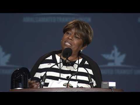 ATU 58th Convention Speaker - Clayola Brown