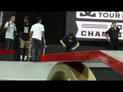 Street League 2012:Championship Monster Energy Mic'd Up with Torey Pudwill