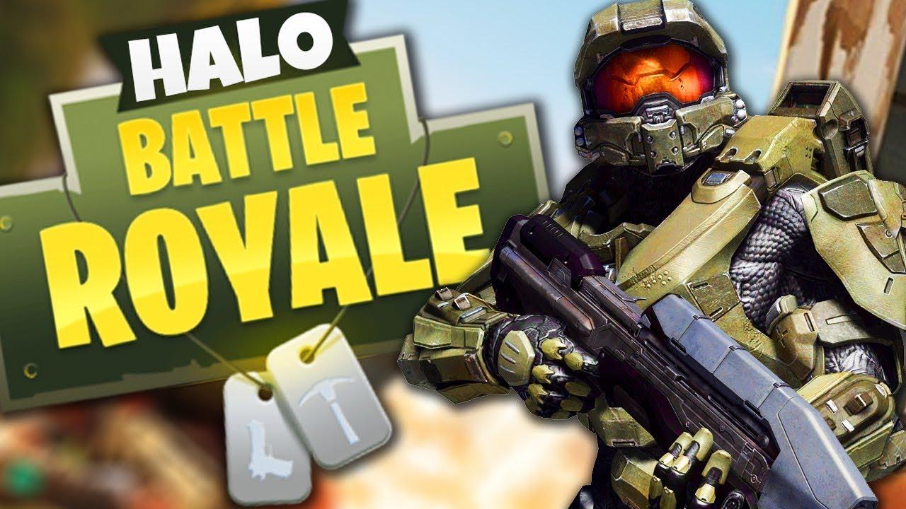 Halo Infinite battle royale