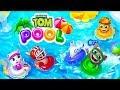 Talking Tom Angela Hank & Ben Swimming Pool Water Park Adventure iPad Gameplay #2
