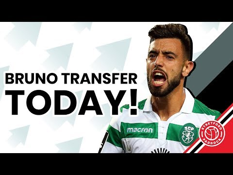 Bruno Fernandes To Man United, Transfer Today!? | Paper Talk