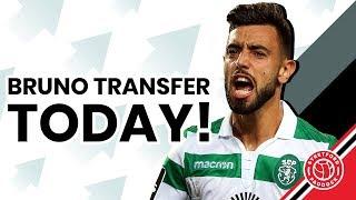 Bruno Fernandes To Man United, Transfer Today!?   Paper Talk