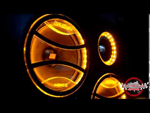 Уникальный автозвук в VW Touareg