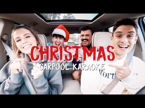 CHRISTMAS Carpool Karaoke!