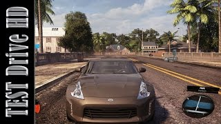Nissan 370Z (Z34) - 2013 - The Crew - Test Drive Gameplay (PC HD) [1080p]