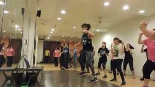 Subha Hone na de l Bollywood Zumba Fitness l Choreo by Soul to Sole
