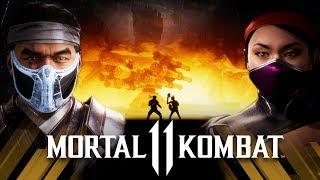 Mortal Kombat 11 - Sub Zero Vs Kitana (Very Hard)