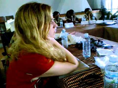 DR Congo: Mobile reporting kicks off in Goma