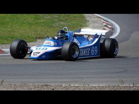 Ligier JS 11/15 - Historic Grand Prix 2014