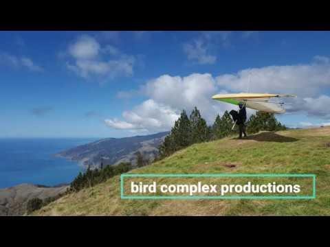 Hang Gliding: Big Sur - March 2018