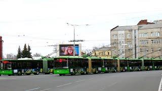 Из-за коронавируса в Харькове изменят схемы движения всего наземного транспорта