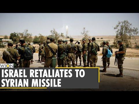 Syrian missile lands near Israel's nuclear reactor | World English News Bulletin | International