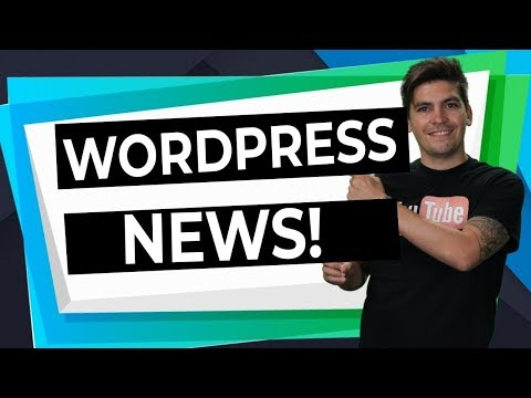 WordPress News! BIG WordPress Themes Upcoming Features + WCEU 2019 Questions!