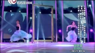 舞林争霸斗舞环节最终场:梁岱青唐诗逸《镜中人之你本来就很美》