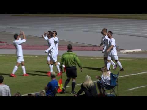 Men's Soccer: Goals vs. Evansville