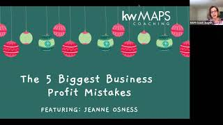 5 Biggest Business Pr๐fit Mistakes