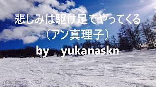 悲しみは駆け足でやってくる(アン真理子) by   yukanaskn