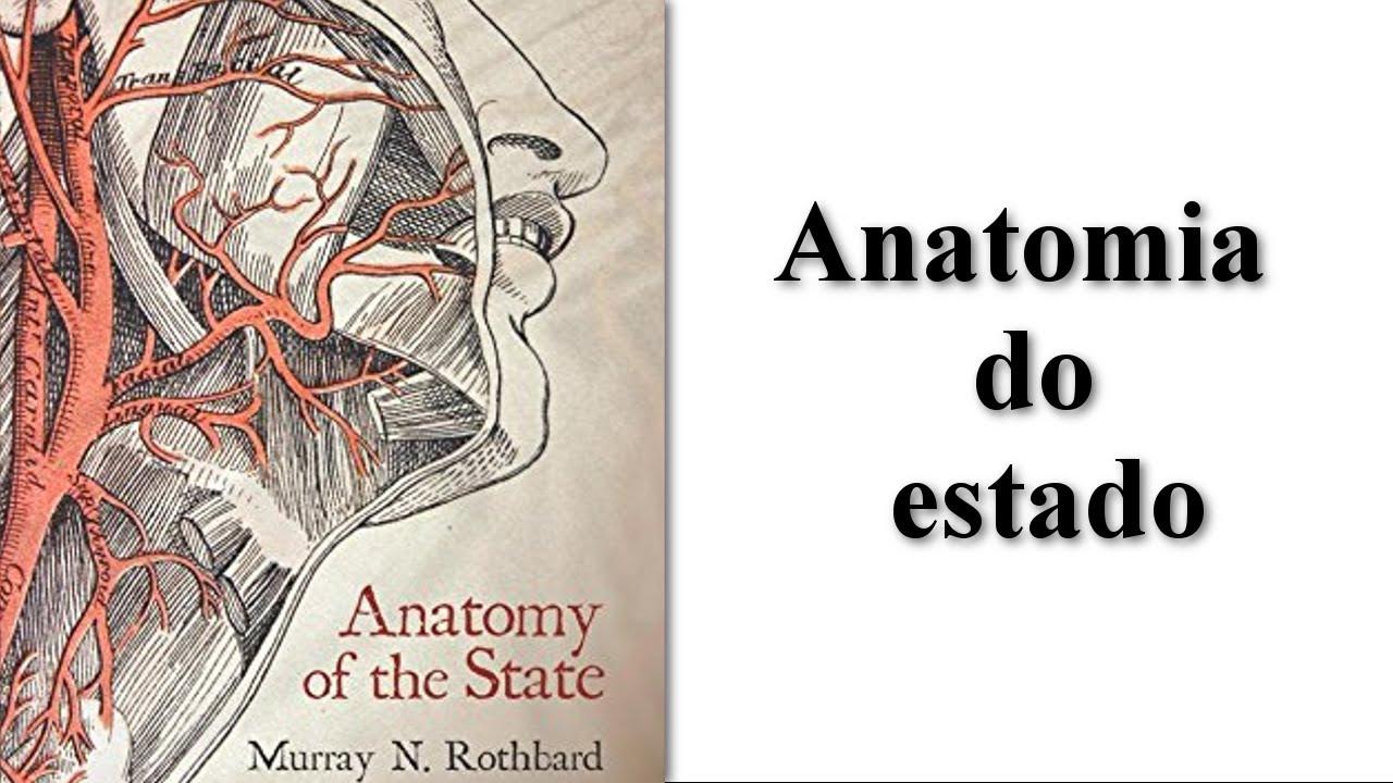 A anatomia do estado - Audiobook COMPLETO! Murray N. Rothbard