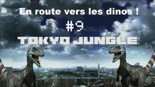 Tokyo Jungle : En route vers les dinos #9 : La panthère.