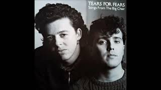 Tears f or Fears - Songs from the big chair - 1985 /LP Album