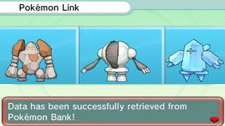 How To Get Regirock,Registeel and Regice With Hidden Abilities!