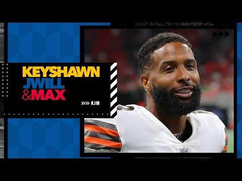 Max Kellerman says it has been a 'long time' since he has seen Odell Beckham Jr. truly perform   KJM