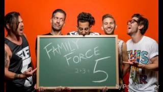 Family Force 5 - Raised By Wolves - With Lyrics