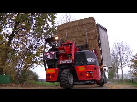 Kraker Trailers Animal Feeding