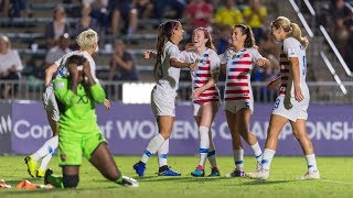 WNT vs. Trinidad & Tobago: Highlights - Oct. 10, 2018